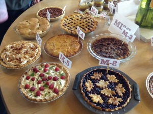 The art of pie is alive in Colorado (Photo by Kim Long)