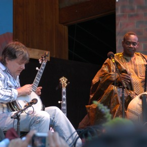 Bela Fleck brings the family for diverse summer of musical fun in Colorado