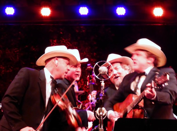 The Earls of Leicester go old school at Rockygrass.