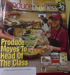 July 2015 Produce Business Magazine