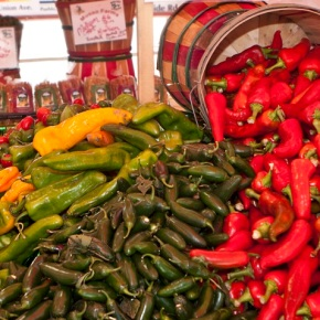 Take a trip down Colorado Green Chile Trail