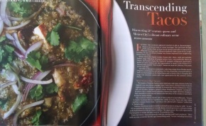 Transcending tacos: 21st century Mexican cuisine and artisancheese