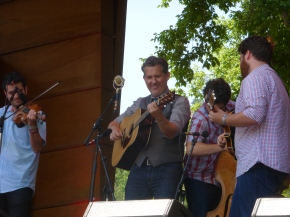 Rockygrass '16: Guitar gods and Colorado bluegrass, next gen-style