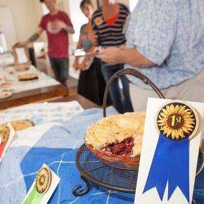 How to win a pie contest (by a piejudge)