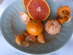 Stop navel gazing and push the citrus envelope