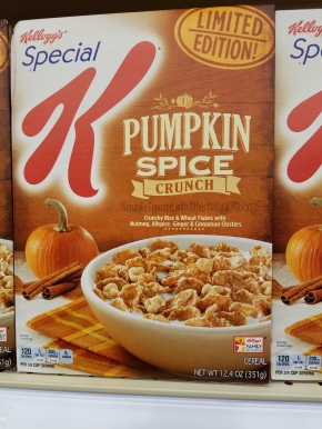 Media, mega food companies lie about pumpkin and spice — not so nice!