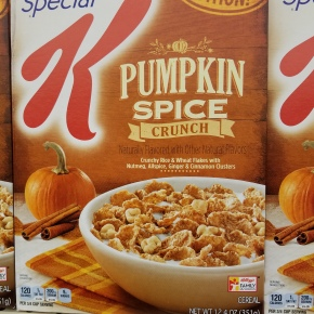 Media, mega food companies lie about pumpkin and spice — not sonice!