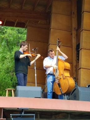 Rockygrass 2017: Classical bluegrass or bluesy chamber music? You decide