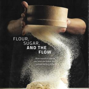 Flour, Sugar and 'The Flow'