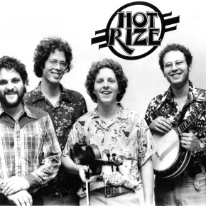 On The Rize: Life with a Landmark BluegrassBand