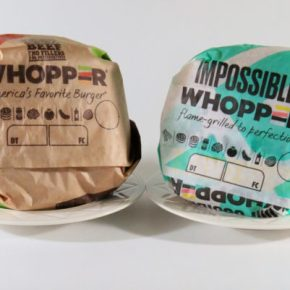 Impossible to Beyond: Rating the plant-based fast food burgers