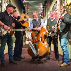 The Seldom Scene: Decades of modern picking